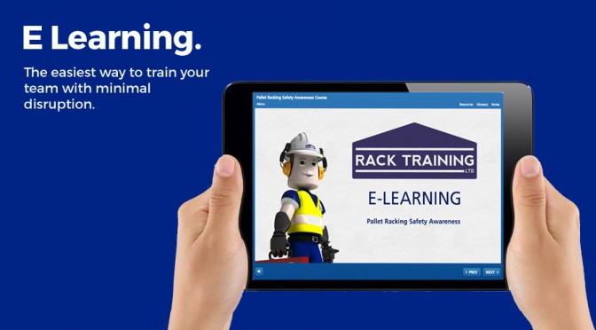 E Learning Rack Training