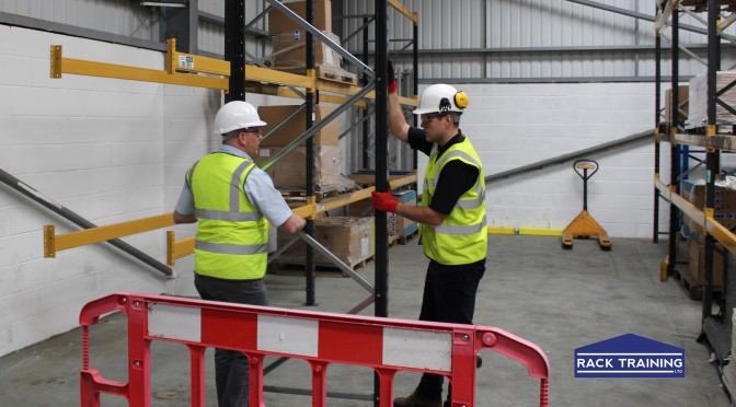 Pallet Racking Maintenance Training Rack Training Ltd