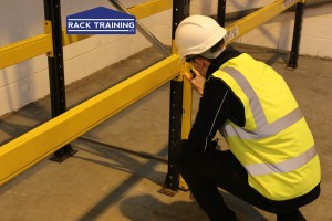 Pallet Racking inspection Rack Training