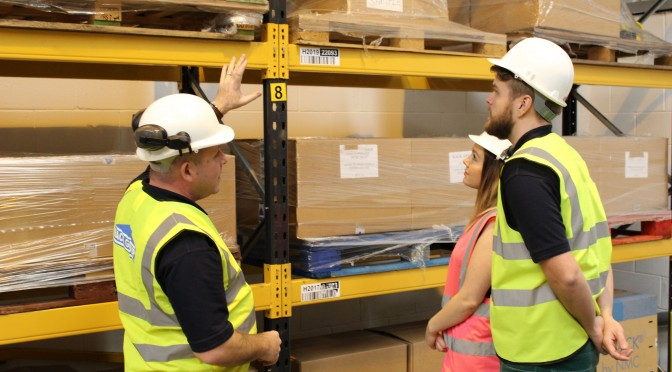 Pallet Racking European Standards